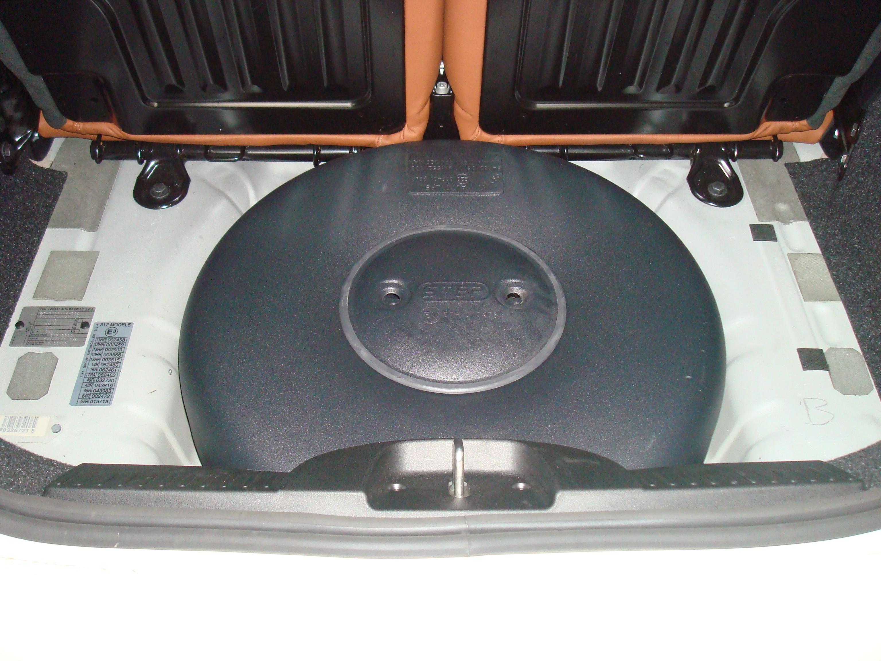 Fiat 500 Abarth GPL LT 44