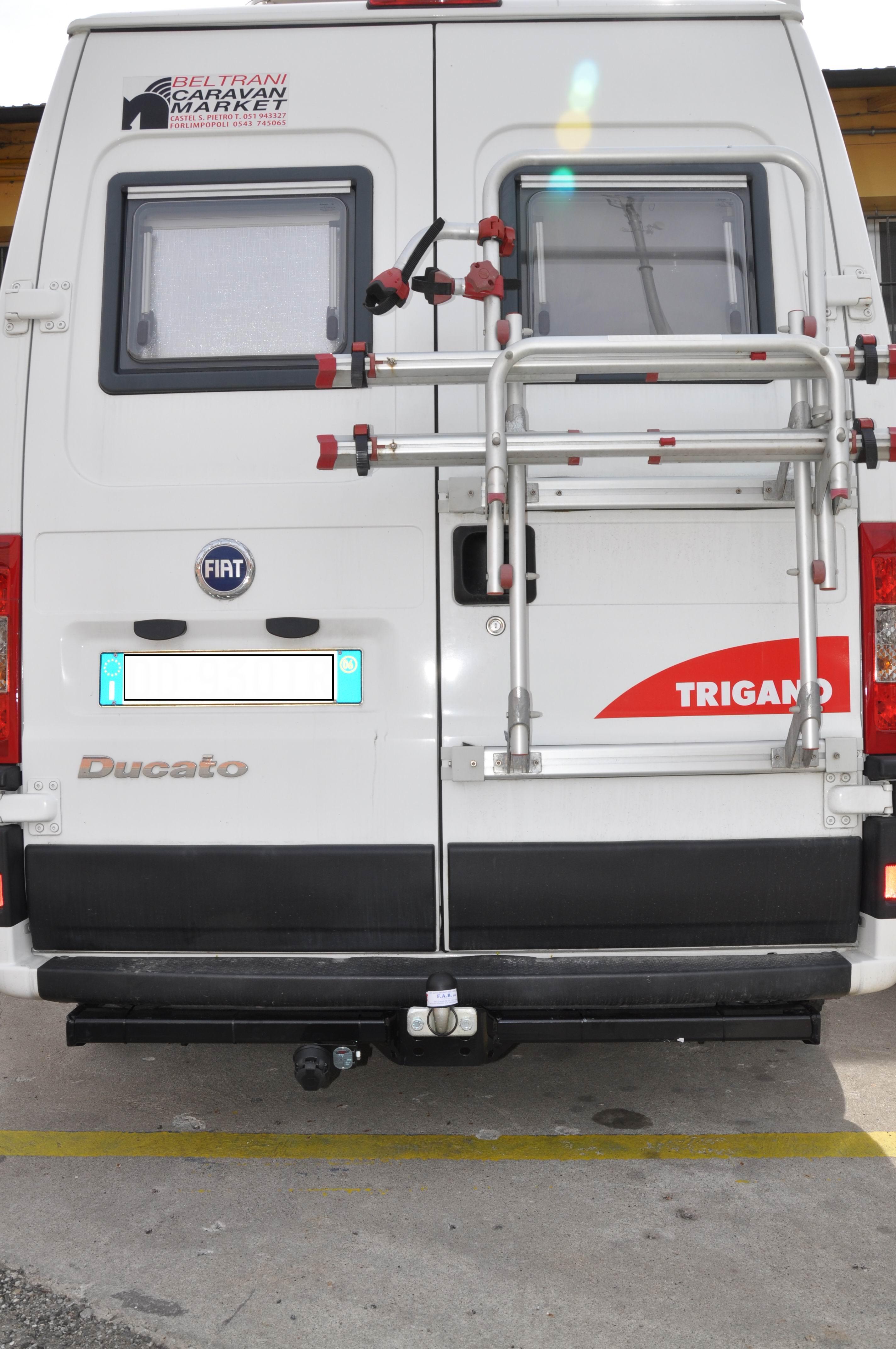 Gancio Traino Fiat Ducato 244