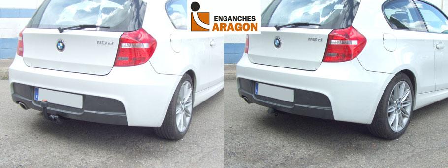 Gancio Traino Zeat BMW serie 1