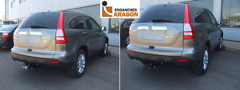Gancio Zeat Honda CRV-
