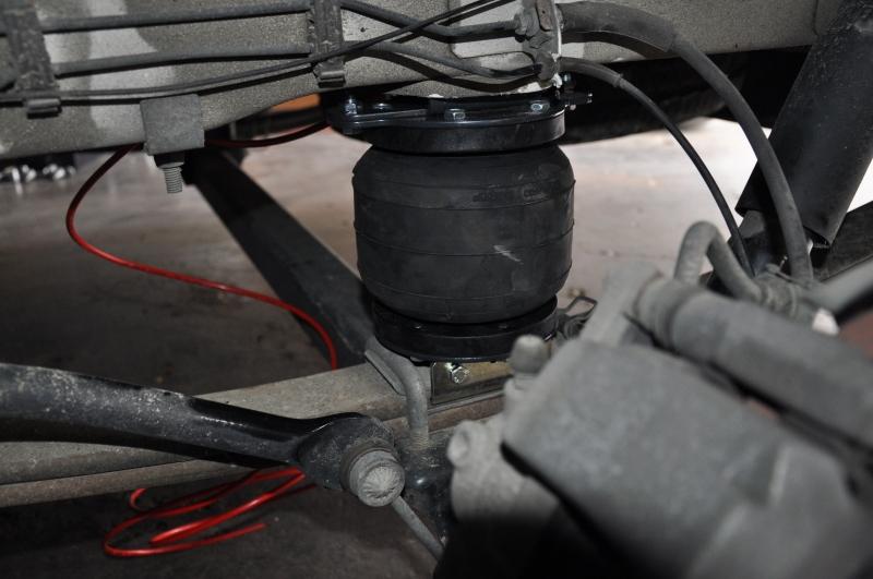 sospensioni pneumatiche